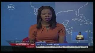 Cecily Kariuki urges youths in Meru County to vote for President Uhuru Kenyatta