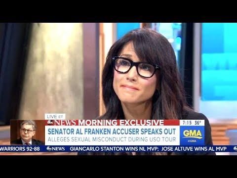 Senator Franken's Accuser Speaks Out (GMA)
