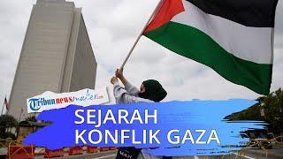 Sejarah Konflik Gaza, Mulai Eksodus Yahudi ke Yerusalem hingga Agenda Negara Timur Tengah