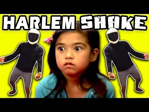What Adorable Kids Think Of Those Stupid Harlem Shake Videos