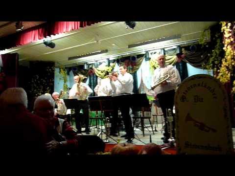 Blaaskapel Stesti, Stevensbeek 2011 - Sudbohmische Polka