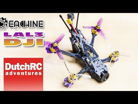 Review of the Eachine LAL3 HD Vista - Digital deadcat