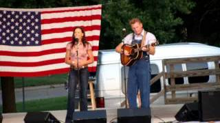 "Joey & Rory - ""Heart of the Wood"" - Boone County Fair"