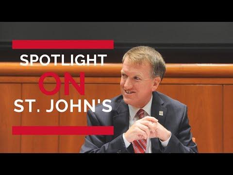Spotlight on St. John's Spring 2018