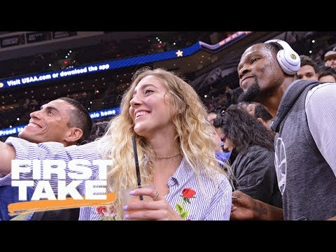 Kevin Durant Declares Life Is More Than Winning NBA Titles   First Take   May 26, 2017