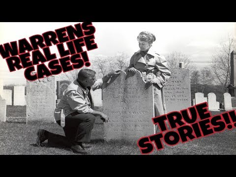 Top 8 Warrens Real Life Cases - Part 1 | Based on True Stories!