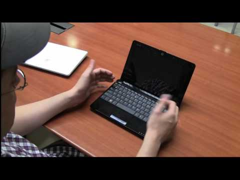 ASUS Eee PC 1005HA Hands On
