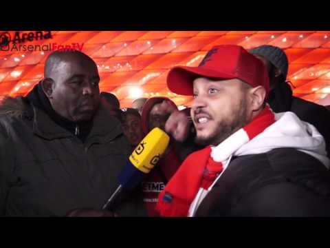 Bayern Munich 5 Arsenal 1 | Arsene Wenger Is Extinct! (Explicit)