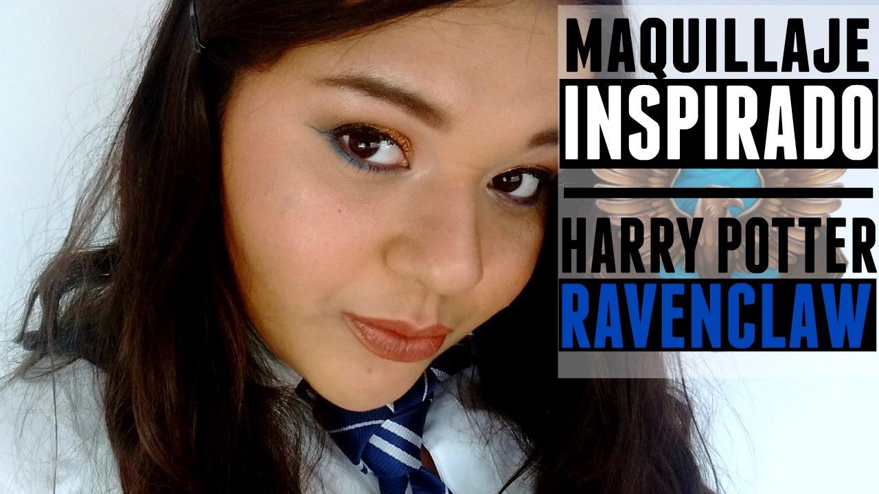 Demelza Makeup - Ravenclaw - Maquillaje Inspirado