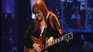 Wynonna Peace in this house
