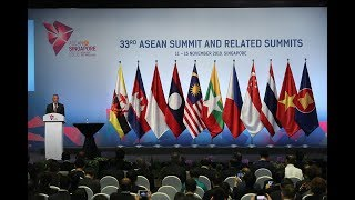 Closing Ceremony of the 33rd ASEAN Summit and Related Summits
