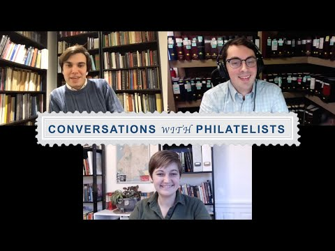 Conversations with Philatelists, Episode 32