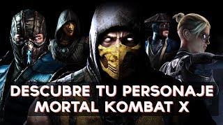 Cual es tu personaje en Mortal Kombat X? Descubre qué personaje de Mortal Kombat X eres con este divertido test! ↠↠ ¡No te olvides de suscribirte para no ...