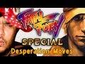 rockysilva Fatal Fury Special Desperation Moves rockysi