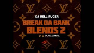 DJ RELL RUGER THE HOTEST R&B BLENDS VOL 2...