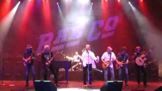 Bad Company featuring The Doobie Brothers - Rock and Roll Fantasy (live 2009)