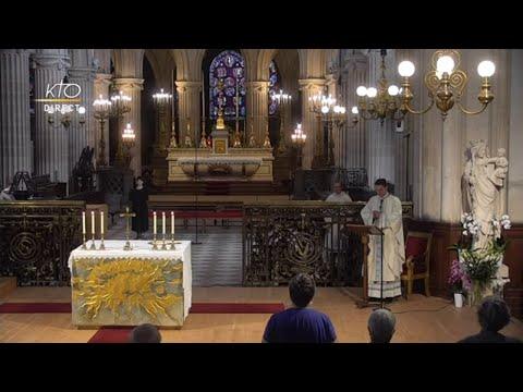 Messe à Saint-Germain-L'Auxerrois du 8 septembre 2021