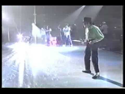 Michael Jackson Smooth Criminal Rehearsal in Neverland