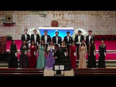 안칠라도미니 합창단 연주회- 공연전체