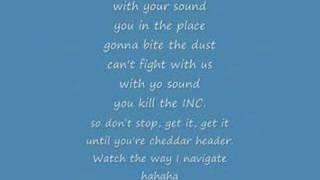 gorrilaz-feel good inc lyrics