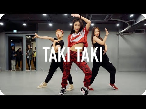 Taki Taki - DJ Snake ft. Selena Gomez, Ozuna, Cardi B  Minyoung Park Choreography