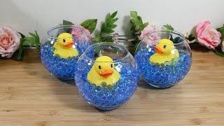 """Como hacer un adorno de pato para """"Baby Shower"""" divertido y sorprendente! Dulce Adiccion 🐥❤️"""