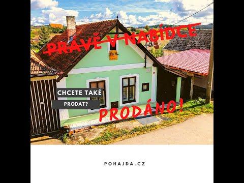 Video z << Prodej chalupy, 431 m2, Tasov >>