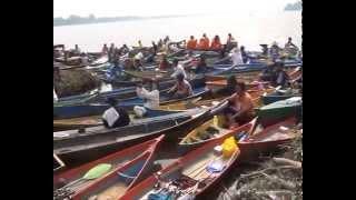 preview picture of video 'LOMBA MANCING UDANG GALAH Se-KALBAR 2014 DI SUNGAI RASAU'