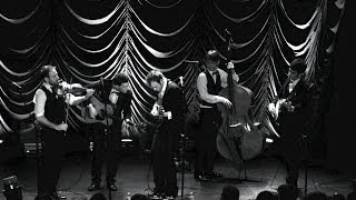 Punch Brothers Heart in a Cage 2013-12-31 Bowery Ballroom
