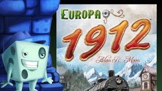 Ticket to Ride Europa 1912 Expansion - with Tom Vasel