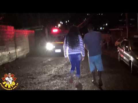 Chuva Forte já viu né Mano , Deslizamento de Terra na Favela do Justinos