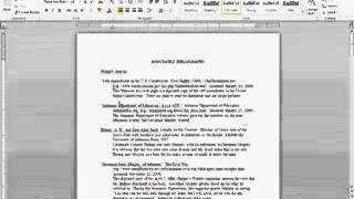 How to make a process paper for a project?