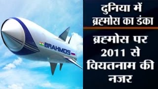 India Set to Export BrahMos Cruise Missile to Vietnam with Eyes on China