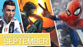 Neue Spiele im September: die geilsten Games des Monats!