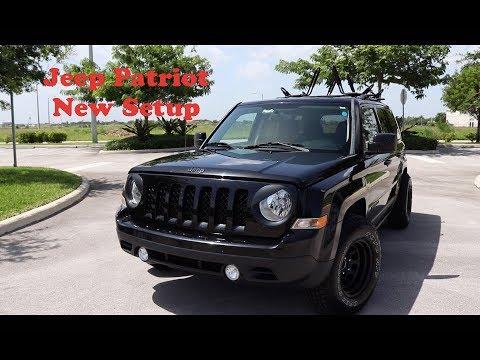 Jeep Patriot | New Setup