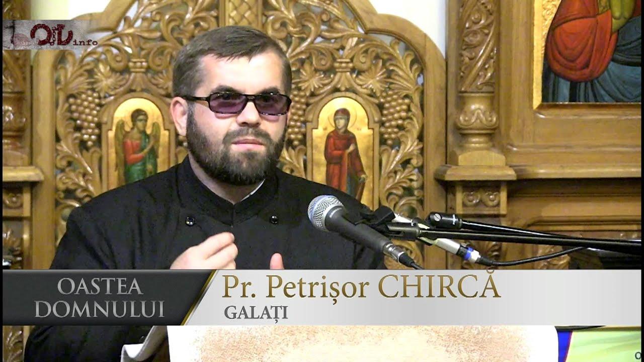 Pr. Petrișor Chircă – Milano (IT)
