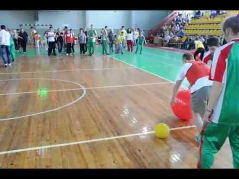 Фото: Соревнования для молодёжи с ограниченными физвозможностями в Гомеле