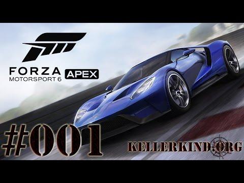 Angespielt: Forza Motorsport 6 Apex