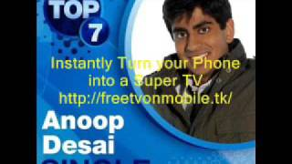 Anoop Desai — Dim All the Lights  AI8 Top 7