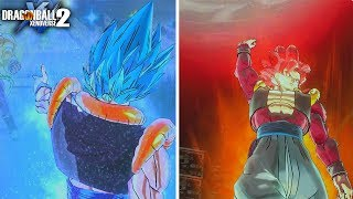 Best Gogeta Skillset and Transformation - Dragon Ball Xenoverse 2 Mods