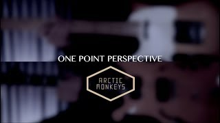 One Point Perspective   Arctic Monkeys  ( Guitar Tab Tutorial & Cover )