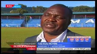 Dkt Ronald Zuchin na Christopher Wesonga waandalizi wa Mbio za Mully: Zilizala Viwanjani pt 1