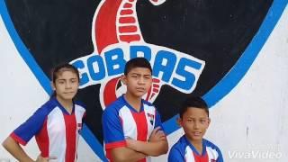 Desde Cd. Juárez, Chihuahua, ¡Bienvenidos Cobras Academia de Fútbol!