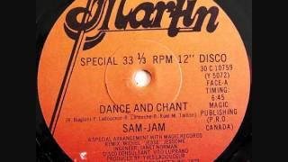 Sam Jam   Dance And Chant   1979