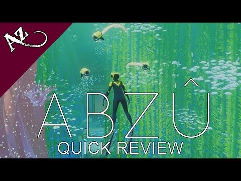 ABZÛ - Quick Game Review video thumbnail