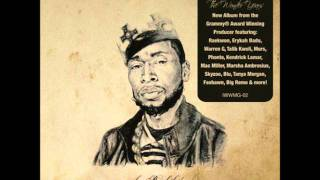 9th Wonder - Now Im Being Cool (ft. Mela Machinko & Median)