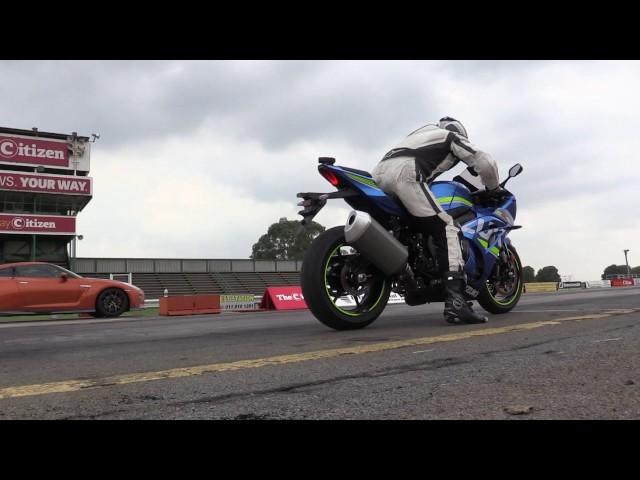 Car-vs-bike-nissan-gtr