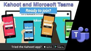 Run a Kahoot Quiz within a Microsoft Teams Meeting | Microsoft Teams | Tutorial