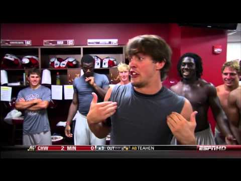 Rob Ezell imitates Nick Saban (HD)