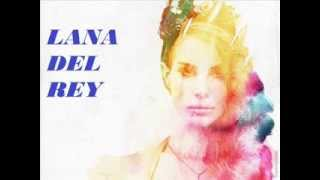 Lana Del Rey - Queen Of The Gas Station